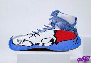 کفش نایک SB و کمپانی کارپت 4
