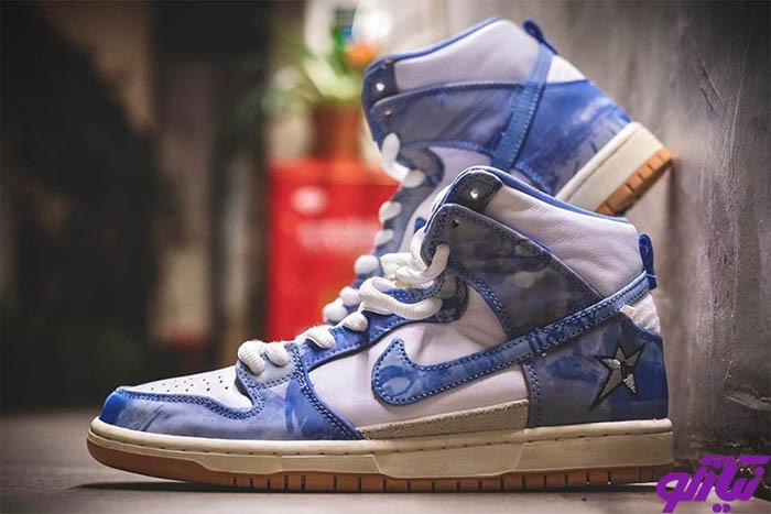 کفش نایک SB و کمپانی کارپت
