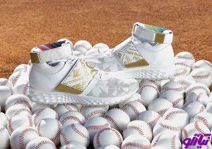 کفش مخصوص ستاره بیسبال فرانسیسکو لیندور 3