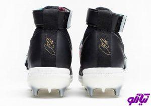 کفش مخصوص ستاره بیسبال فرانسیسکو لیندور 4