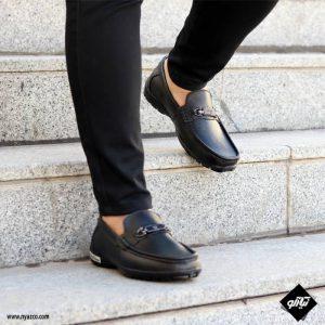 کفش کالج مردانه تبریز مدل اپل کد 74