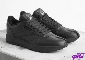 کفشهای Maison Margiela Tabi و Reebok 2