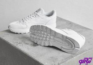 کفشهای Maison Margiela Tabi و Reebok 3