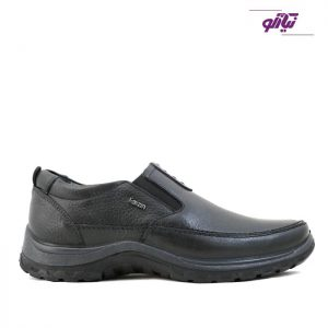 خرید کفش چرم طبی مردانه فرزین مدل سیام