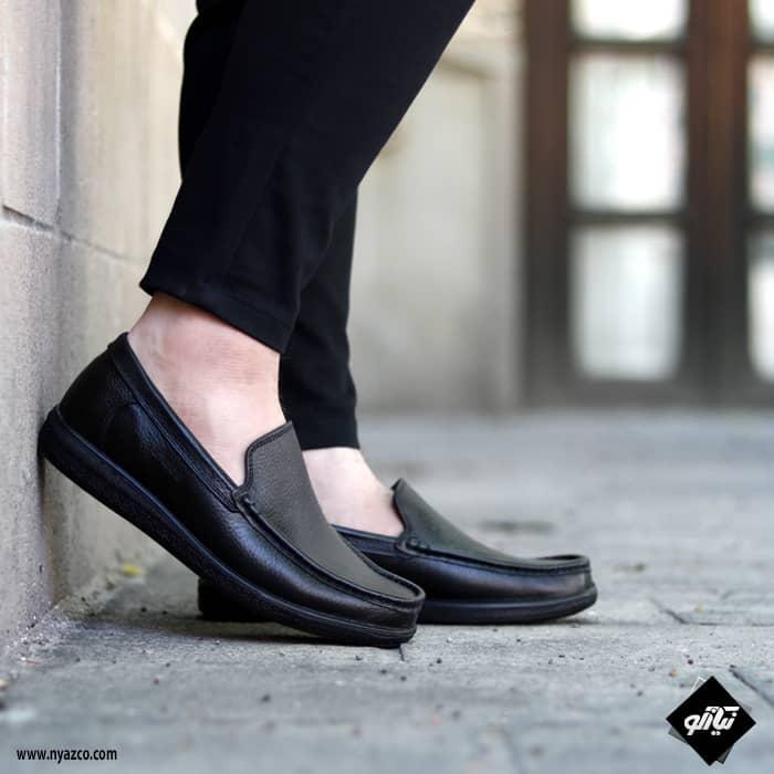 کفش کالج مردانه پاکو