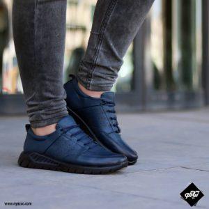 کفش اسپرت مردانه شمس مدل C1 رنگ سرمه ای