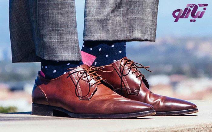 تاثیر کفش مردانه در استایل آقایان