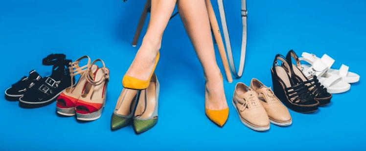 کفش زنانه یکی از مهمترین عناصر در استایل بانوان