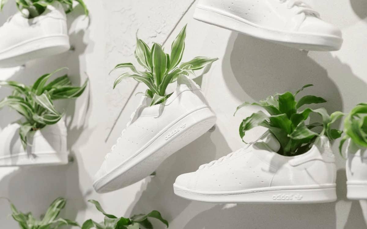 استفاده از چرم گیاهی توسط برند آدیداس