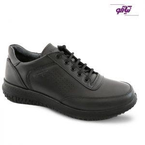خرید کفش اسپرت چرمی همگام مدل 182