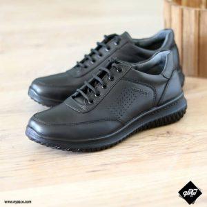 کفش اسپرت چرمی همگام مدل 182